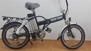 תמונה של אופני בירם  כולל מנעול מתנה