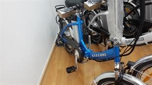 תמונה של B.F.D E-Bike כחול