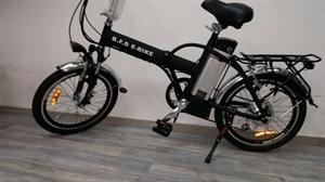 תמונה של B.F.D E-Bike שחור