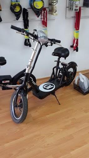 מעולה  אופניים חשמליות לילדים - בזול באזור GP-17